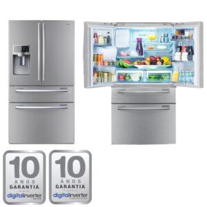 refrigerador-french-door-samsung-rfg28mesl1-614l-inox-110v